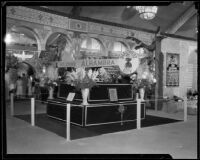 Alhambra display at the Los Angeles County Fair, Pomona, 1932