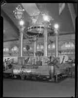 National Orange Show display at the Los Angeles County Fair, Pomona, 1932