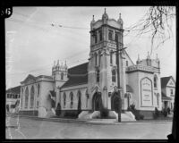 Pico Heights Congregational Church, Los Angeles, circa 1920-1939