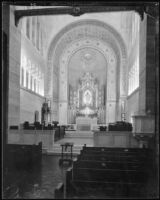 St. John's Episcopal Church, Los Angeles, circa 1925-1939