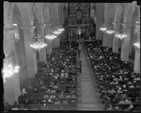 Saint Vincent de Paul Church, Los Angeles, circa 1925-1939
