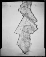 Zoning map of Los Angeles, 1927