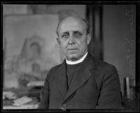 Dean William MacCormack, Los Angeles, 1920s
