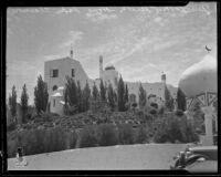 Aimee Semple McPherson's home, Lake Elsinore, between 1929-1939