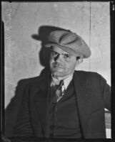 Earl F. Muren turns in friend for plotting to kill his wife, Los Angeles, 1933