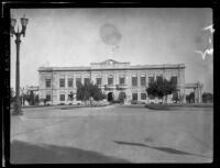 Capitol building of Mexicali, Mexico, circa 1927