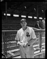 Buck Newsom, Los Angeles Angels starting pitcher, Los Angeles, 1929-1934