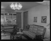 Furniture from the Broadway Department Store at the National Housing Exposition, Los Angeles, 1935