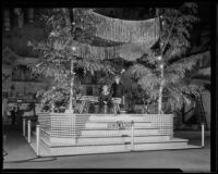 Redlands display at the National Orange Show, San Bernardino, 1933