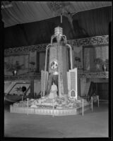 Crest Forest display at the National Orange Show, San Bernardino, 1935