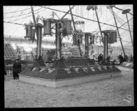 Display at the Valencia Orange Show, Anaheim, 1921