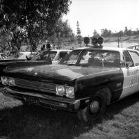 L.A. County Sheriff Dept. Squad Car
