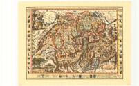 La Svisse Par P. Du Val Geographe du Roy