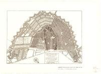 Amsterdams Oudste Staat, en byzondere Vergrootingen, door Zevenderlei Stippen en Streepen afgebeeld.