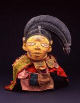 Headdress (ere egungun olode) (X65-9148)