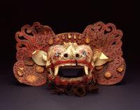 Mask, Barong (X76-1970a)