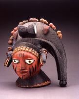 Headdress (ere egungun olode) (X65-9051)