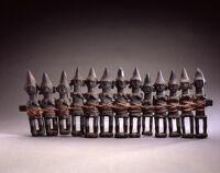 Ancestor figures (adu zatua) (X65-5679)