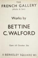 Works by Bettine C. Walford
