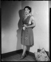 Cast member, Santa Monica Civic Opera, 1957