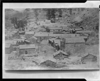 Placerville, 1849, rephotographed 1935-1965