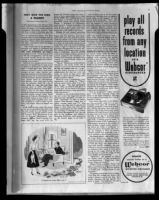 """Page of article, """"They Give the Kids a Chance,"""" circa 1952"""