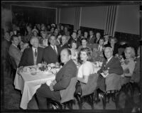 """""""Traviata"""" dinner or cast party, 1949"""