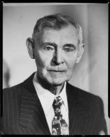 John H. Crum, copy print, 1955