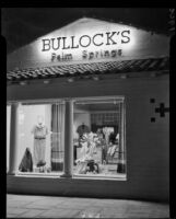 Bullock's shop at the Desert Inn, Palm Springs, circa 1936-1937