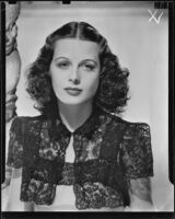 Actress Hedy Lamarr, 1939