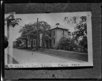 Clark Gable's childhood home, Cadiz, Ohio, [1920s?]