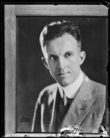 Young man in suit and tie, [Ohio?], [1920s?]