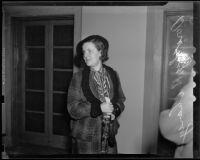Dorothy H. Chaney, 1938