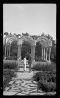 Murder victim Dwight Faulding and fiancee Gertrude Turner, [1937?]