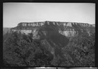 View towards Shiva Temple in the Grand Canyon, 1937