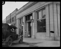 State Bank of Burbank, Burbank, 1926(?)