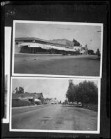 Department Store and street scene, Burbank, [1910-1930?]