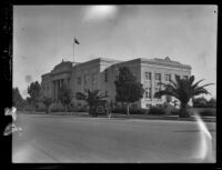 Imperial County Courthouse, El Centro, [1924?]