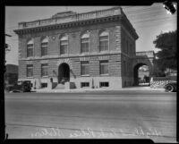 Highland Park Police Station, Highland Park, 1926