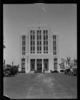 Long Beach City Hall, Long Beach, [1934?]