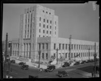 Long Beach Post Office, Long Beach, [1934?]