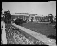 Exposition Park Armory, Los Angeles [1914?]