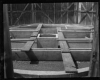 Sewer under construction, Pasadena, [1929?]