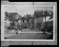 U.S. Grant Hotel, San Diego, [1925-1930?], rephotographed [1930s?]