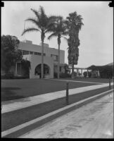 House or hotel, San Diego, 1920-1939