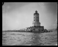 Los Angeles Harbor Light, San Pedro, [1937?]