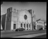 First Presbyterian Church, Santa Barbara, [1925-1935?]