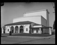 Lobero Theatre, Santa Barbara, [1925?]