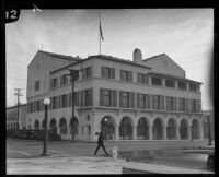Elks Lodge, Santa Barbara, [1926-1930?]
