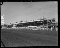Hipódromo Agua Caliente racetrack, Tijuana, Mexico, [1929?]